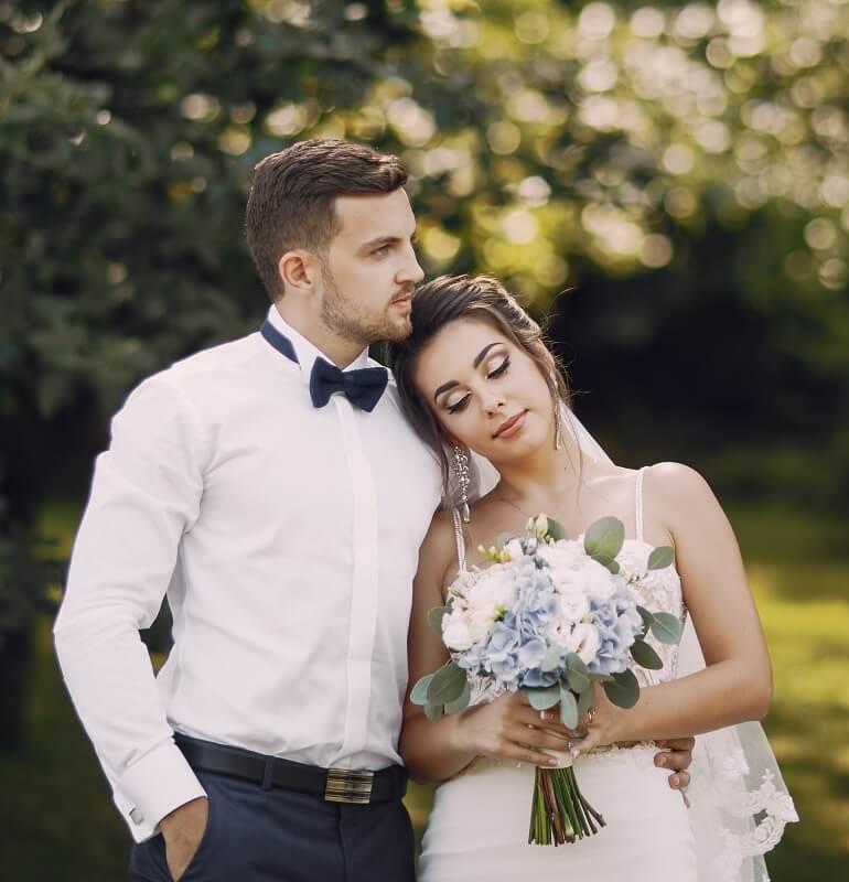 poprawa filmu weselnego
