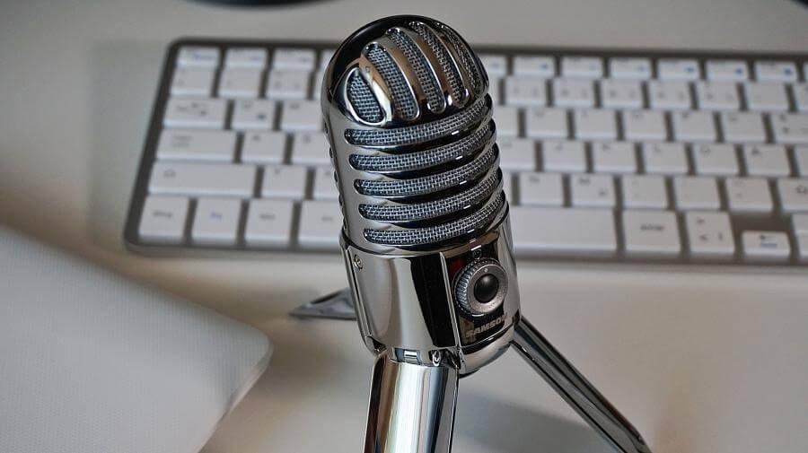 zalety podcastu